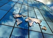 International Business presence - Global offices.